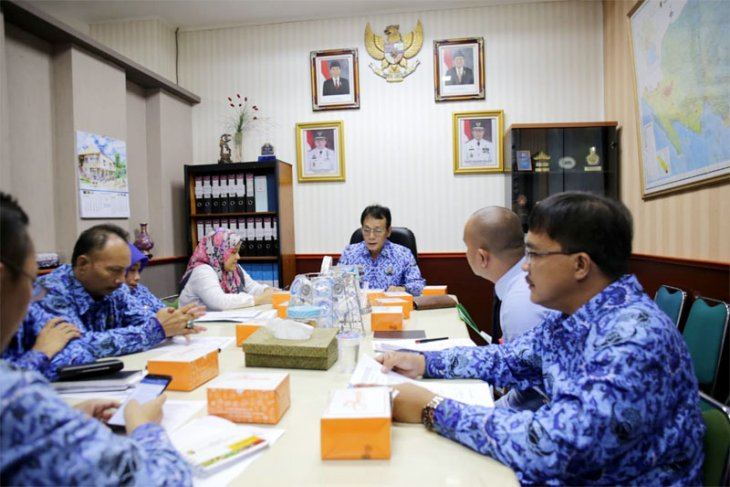 Pemerintah Pusat Pantau dan Evaluasi Kebijakan Nawacita Di Lampung