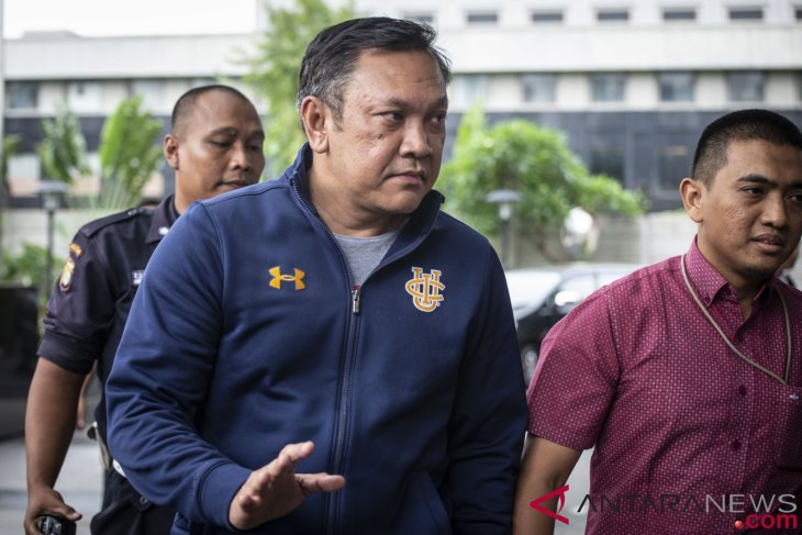 Anti graft agency arrests another district head