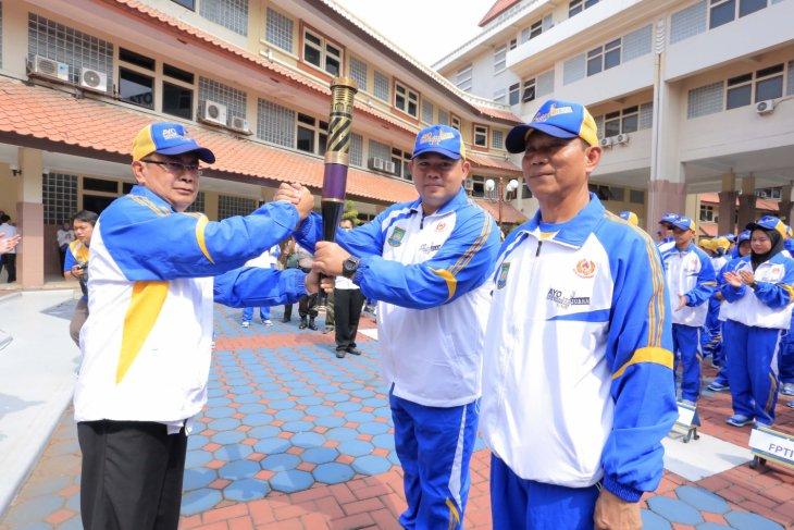 Kota Tangerang Kirim 683 Atlet Target Juara Porprov Banten