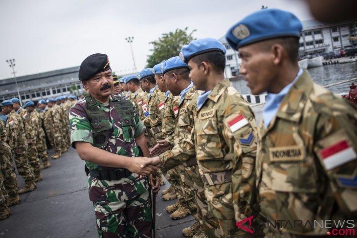 PBB akan beri penghargaan ke satu prajurit Indonesia yang gugur saat tugas