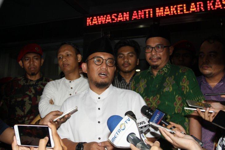 Panitia tegaskan Dahnil tak terlibat kasus Kemah Pemuda