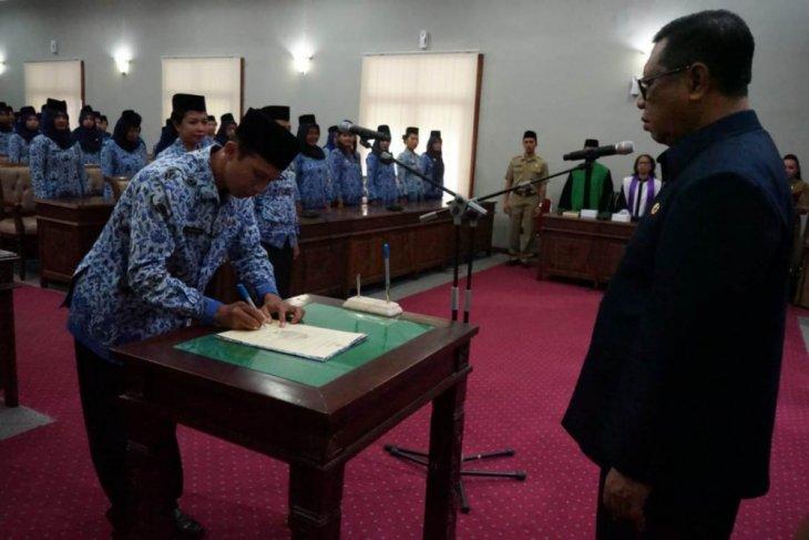 Pemkab Tulungagung Tunda Pelantikan 26 Pejabat UPT