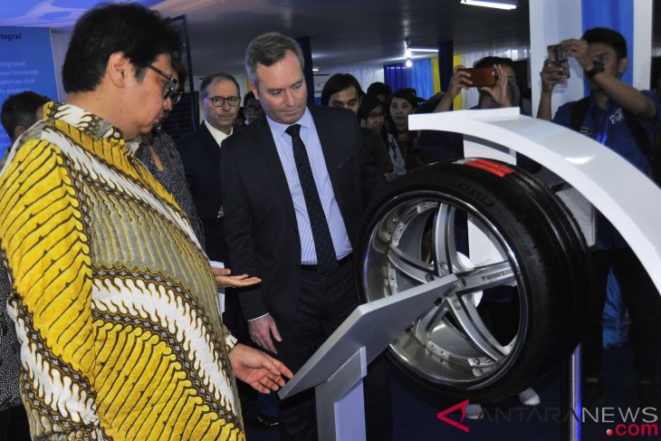 French minister lauds Indonesia`s economic resilience