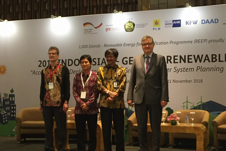 Geographic condition becomes challenge in Indonesia`s renewable energy development