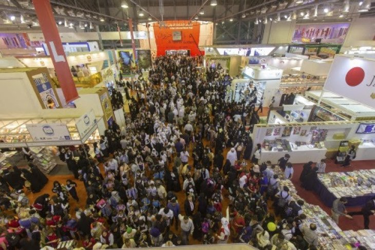 Sharjah International Book Fair 2018 celebrates reading and culture with 2.23 million visitors