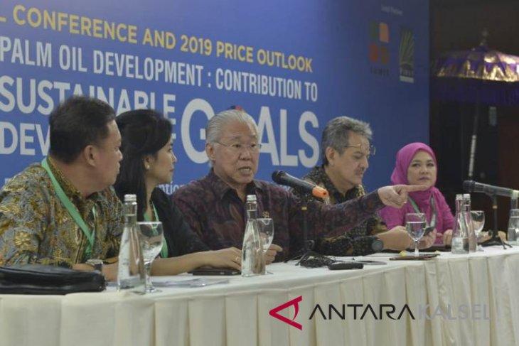 Darmin Nasution : Pemerintah terus dorong peningkatan daya saing Sawit