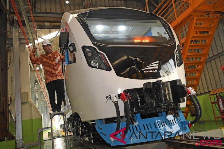 Year ender - inka to respond to challenges in building highly needed trains   By  Eliswan