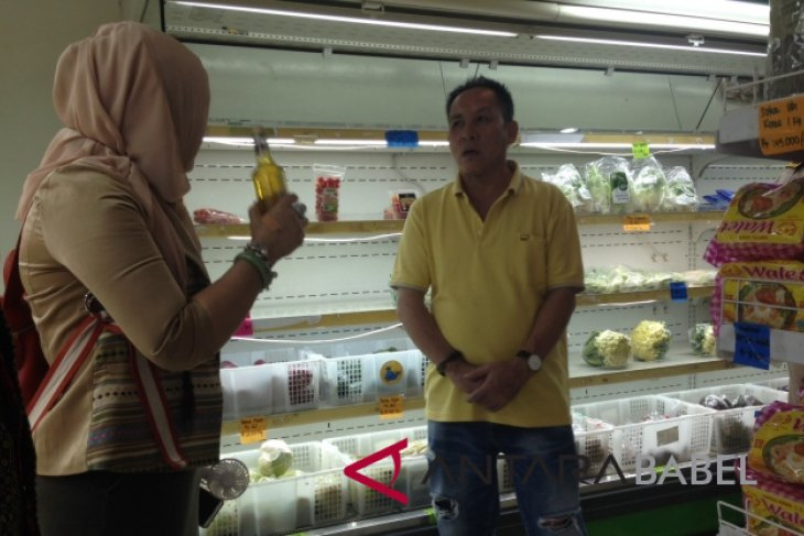 Aneka buah diminta tarik minuman impor ilegal