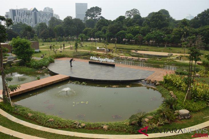 Urban forest to curb flooding: Surabaya  mayor