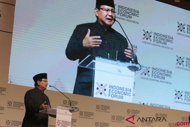 """Stunting"" democracy hampers economic development: Subianto"