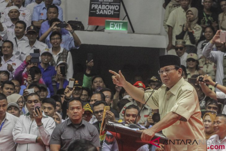 Prabowo Subianto believes most Indonesian Muslims remain moderate