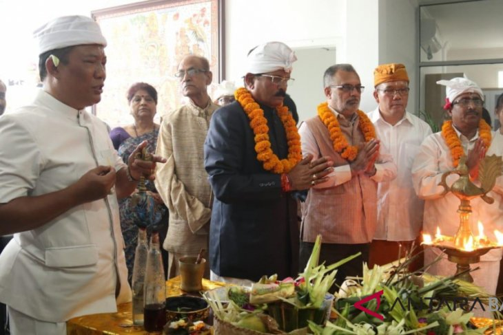 Griya sehat UNHI padukan Ayurveda-Usada Bali