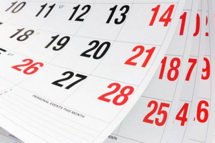 Pemerintah tetapkan cuti bersama pada Jumat, 21 Agustus 2020
