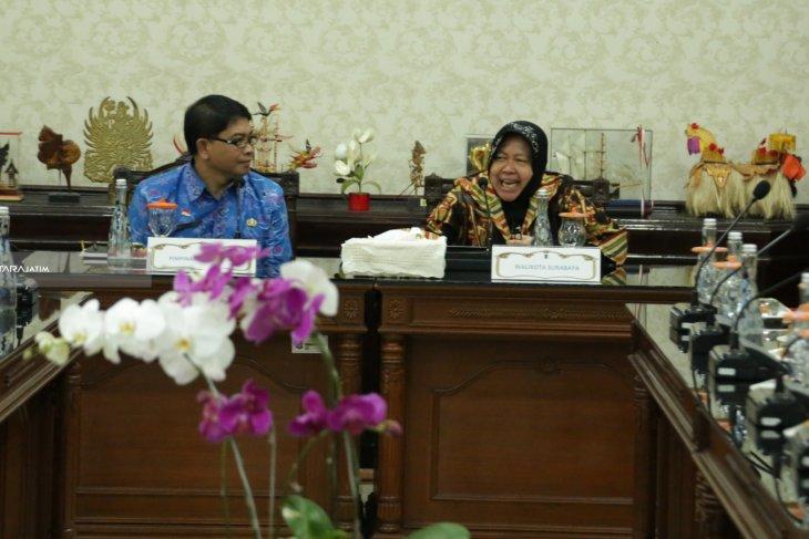 Bekraf dan Pemkot Surabaya Kerja Sama Kembangkan Ekonomi Kreatif