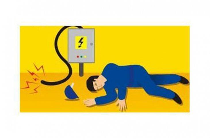 Warga Kedamin tewas tersengat listrik