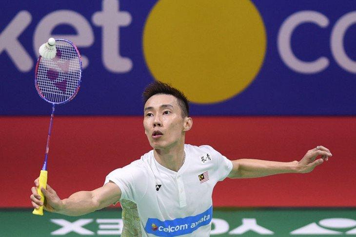 Atlet Lee Chong Wei pensiun dari bulu tangkis