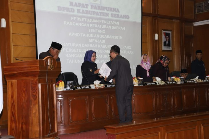 Bupati Serang Minta Anggota Korpri Bantu Perbaikan RTLH