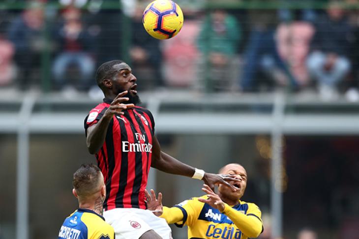 AC Milan pinjam Tiemoue Bakayoko dari Chelsea