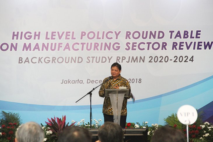 Indonesia tops ASEAN countries in manufacturing contribution: Minister