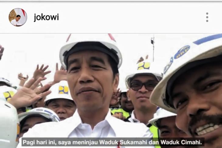President to have close look at tsunami victims in Lampung