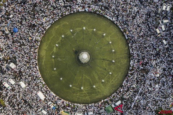 Reuni Akbar 212 Aman, Buktikan Indonesia Damai