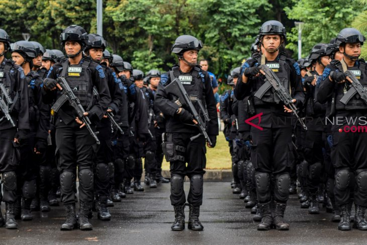 Two thousand officers to guard second presidential election debate