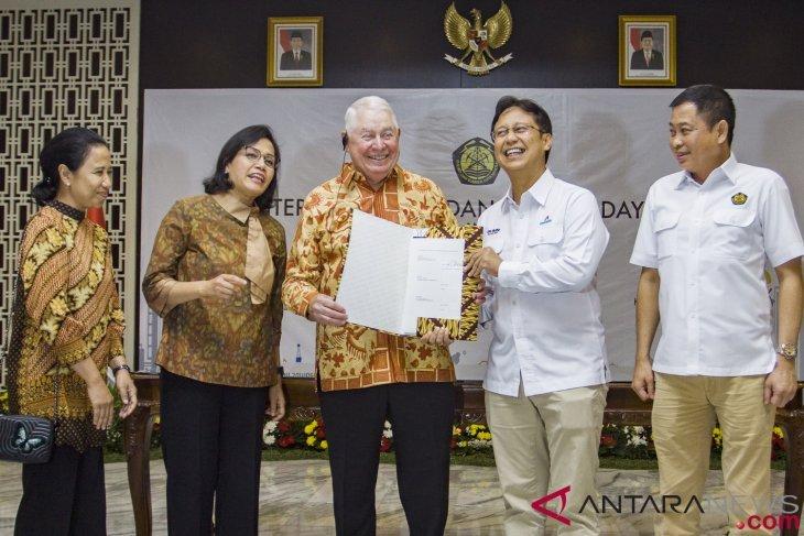 BPK paparkan temuan permasalahan pemanfatan lahan Freeport Indonesia