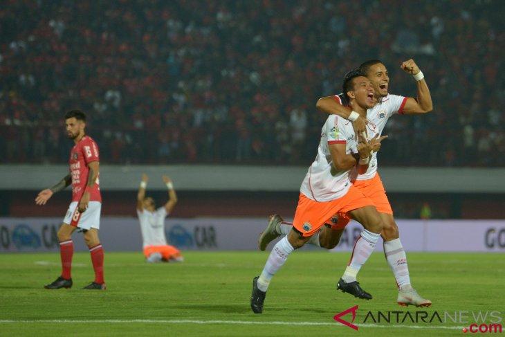 Soccer - Persija beats Bali United 2-1 in Indonesian League