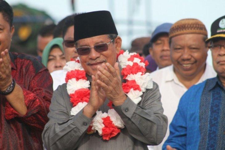 Wagub sesalkan pelantikan pejabat pemprov Malut di Ternate