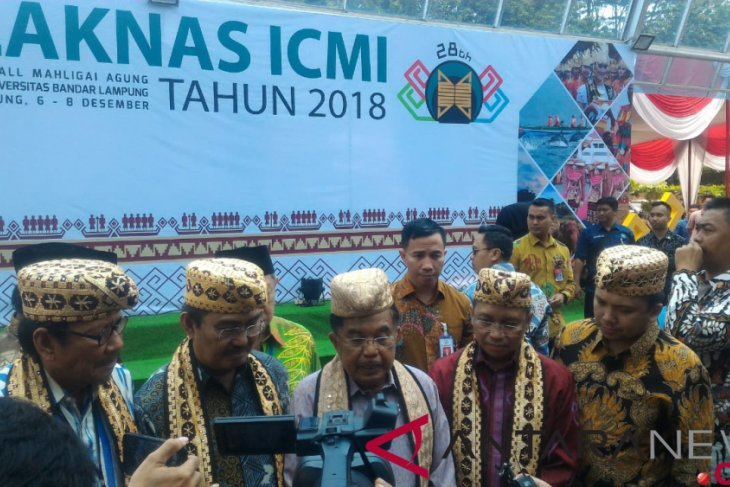 Vice presudent  urges ICMI to strengthen scientific groups