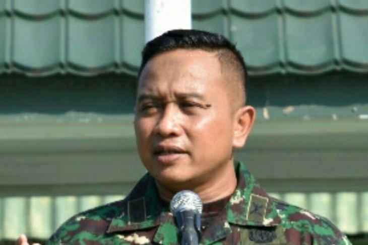 Korem 042/Gapu galang dana untuk korban tsunami