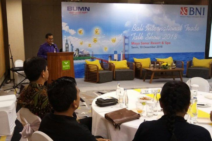 BNI dorong ekspor UKM Bali