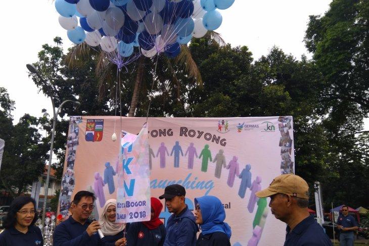 Bogor kota ke-156 capai UHC JKN-KIS