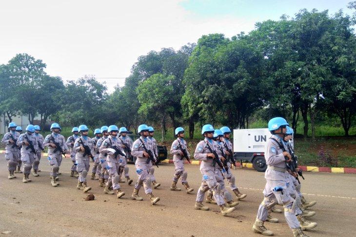 Polri kembali kirim pasukan keamanan ke Afrika