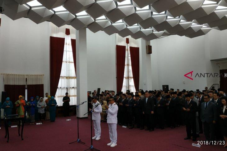 Gubernur Kalbar lantik Wali Kota dan Wakil Wali Kota Pontianak