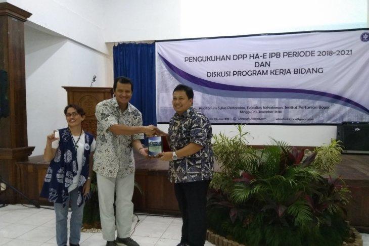Alumni Fahutan IPB tingkatkan kontribusi di masyarakat