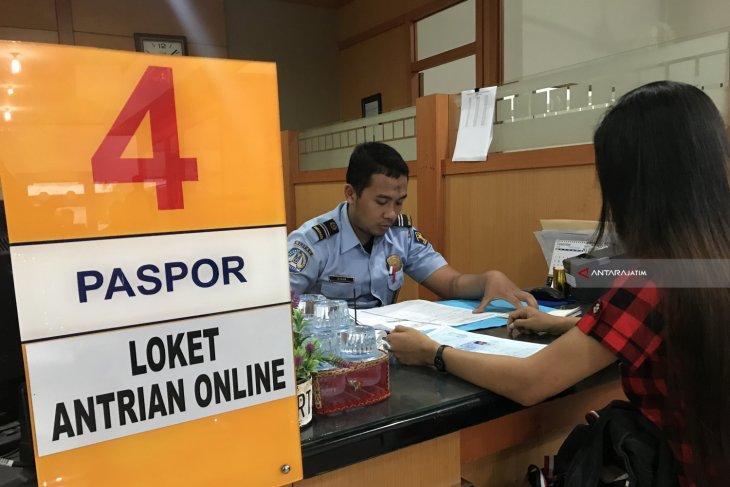 Imigrasi Blitar Buka Pelayanan Paspor Simpatik pada Akhir Pekan