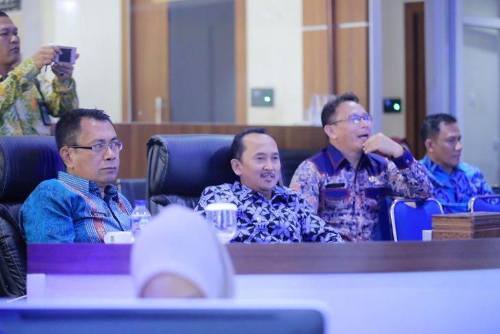 Wakil Bupati Lebak Tertarik Terapkan Aplikasi Tangerang LIVE