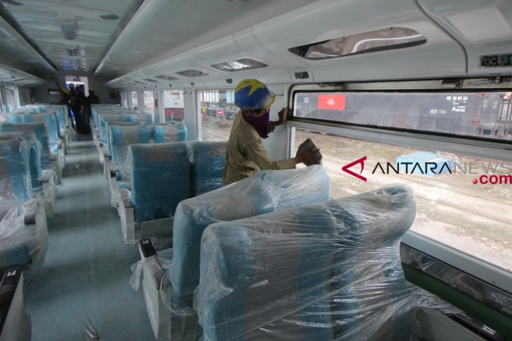 Synergy between BUMNs could build additional Jakarta-Surabaya track
