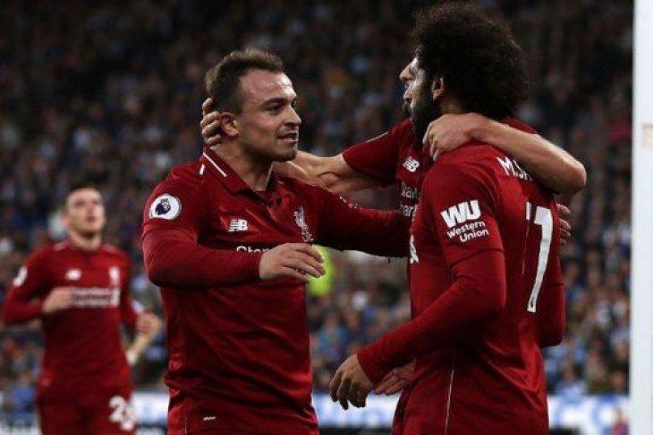 Klasemen Liga Inggris paska Boxing Day, Liverpool pertama Tottenham kedua