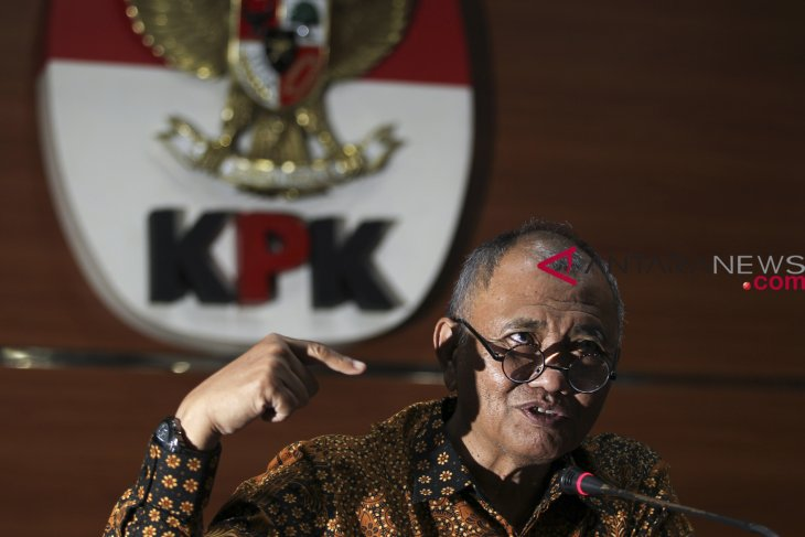 KPK chairman panelist for first debate of presidential candidates