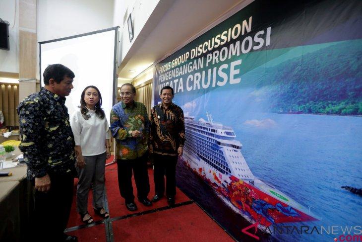 Sabang becomes world`s cruise tour destination