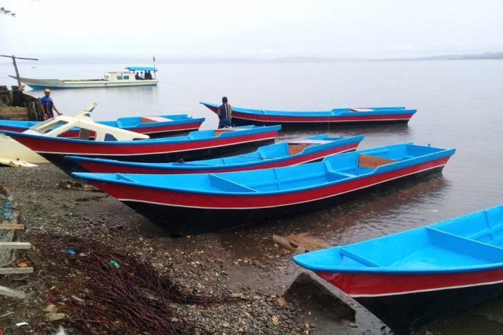Pencurian ikan oleh nelayan asing di Malut berkurang