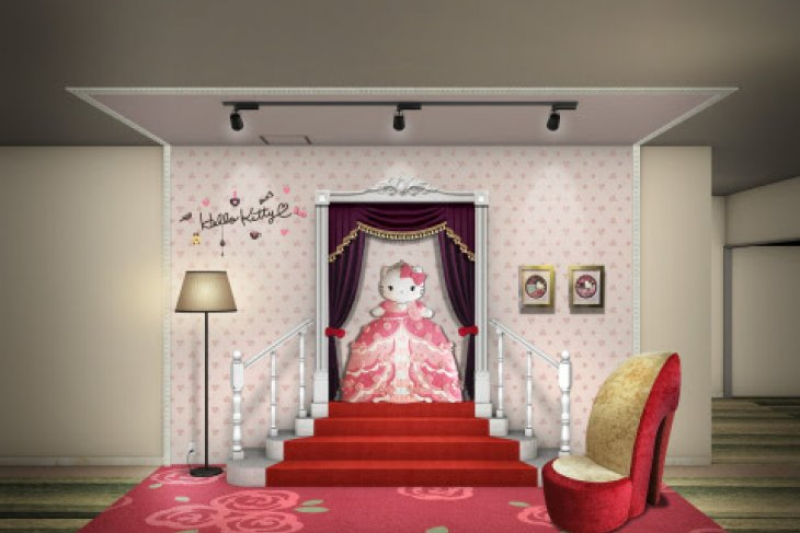 """The Keio Plaza Hotel Tama creates new """"Hello Kitty"""" photographic spot and Sanrio characters themed rooms -""""My Melody"""" and """"Little Twin Stars"""""""