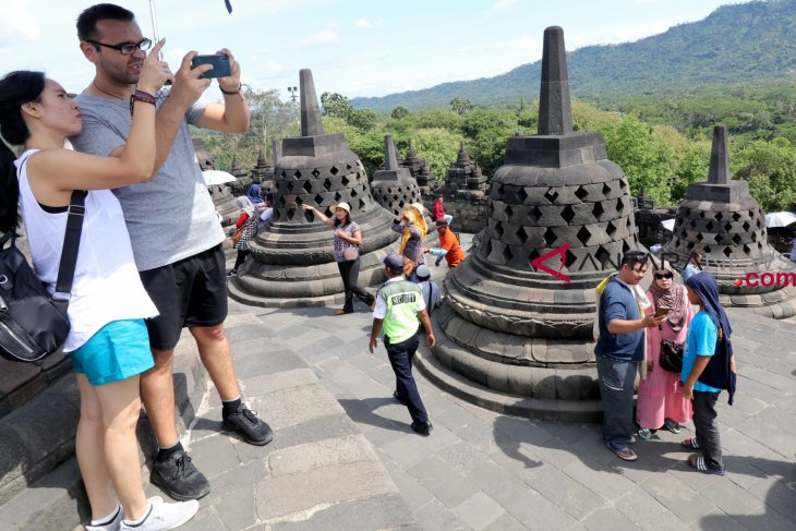 Over 15.81 million tourists visited Indonesia in 2018: BPS