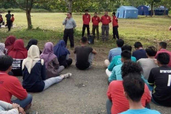 PMMD Paser Bentuk Relawan Tanggap Bencana