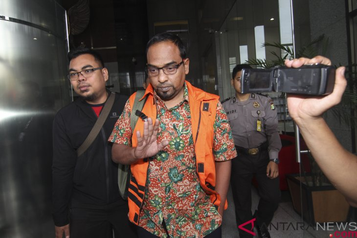 KPK names eight suspects in SPAM project corruption case