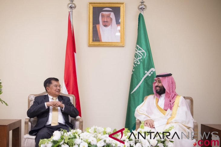 VP meets with Saudi crown prince to discuss Cilacap refinery
