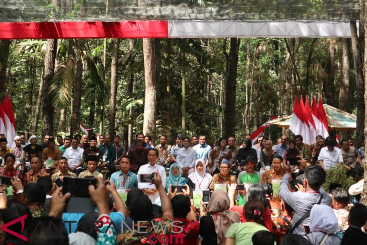 Forest farmers called to plant prime commodities
