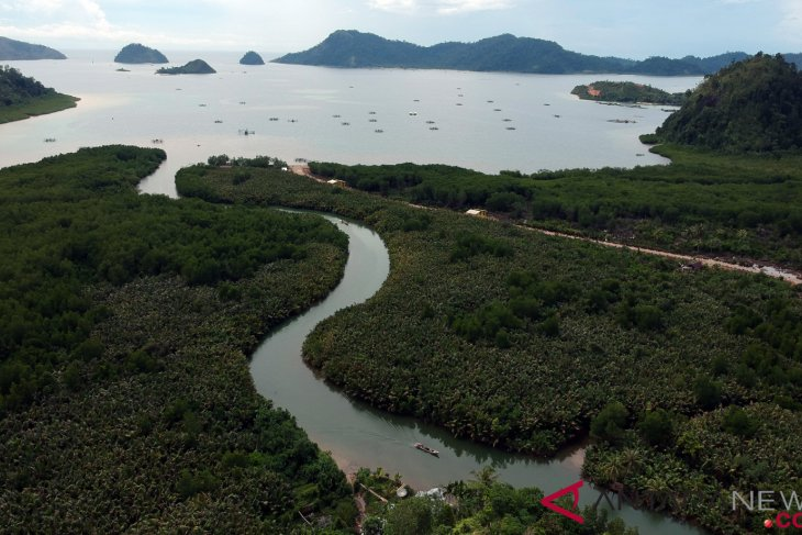 Ministry of Tourism prepares plan on special economic zone in Mandeh